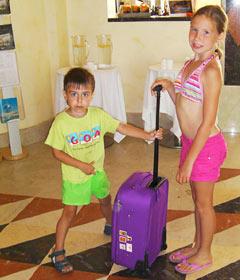 Отдых с детьми в Испании